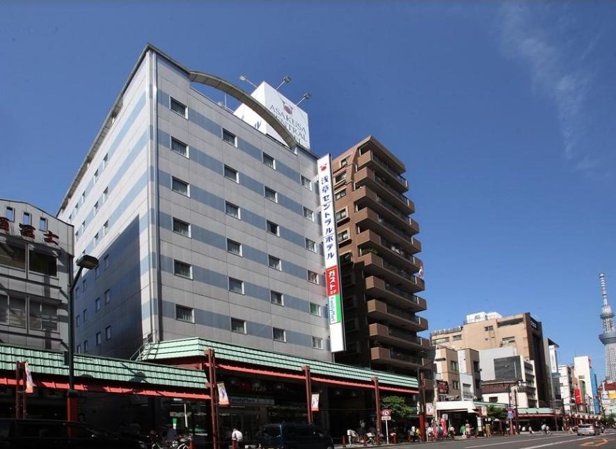 浅草セントラルホテル  外観1.jpg